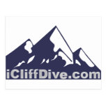 iCliffDive Swag Postcard