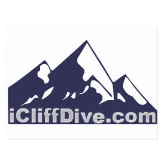 iCliffDive Swag Postcard