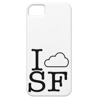 iCloud SF iPhone 5 Cases