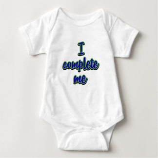 ICM Blue/Green Baby Bodysuit