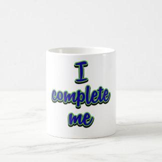 ICM Blue/Green Coffee Mug