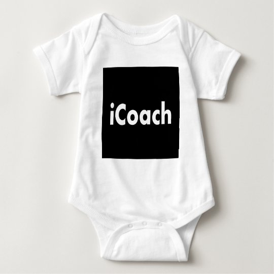 iCoach Baby Bodysuit