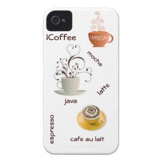 iCoffee 4 iphone case iPhone 4 Covers