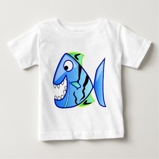 Icon 27971 icon blue fish theme apps piranha cute baby t Apps to design t shirts