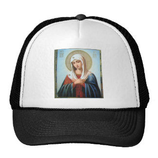 ICON (32)mary mother of good Trucker Hat