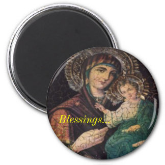 Icon - Blessings... Magnet
