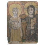 Icon depicting Abbott Mena with Christ iPad Air Cover