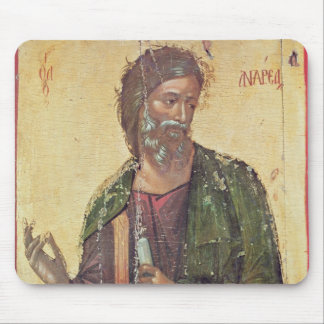 Icon depicting St. Andrew Mouse Pad