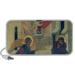 Icon depicting the Annunciation iPhone Speakers