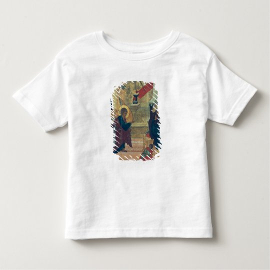 Icon depicting the Annunciation Toddler T-shirt