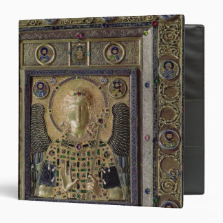 Icon depicting the Archangel Michael 3 Ring Binder