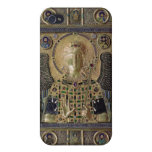 Icon depicting the Archangel Michael iPhone 4/4S Cases
