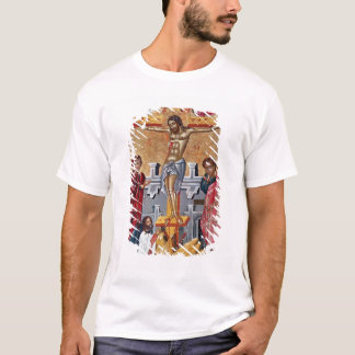 Icon depicting the Crucifixion, 1520 T-Shirt