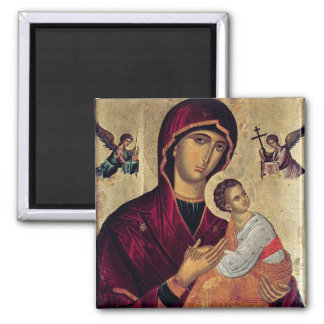 Icon depicting the Holy Mother of the Passion Magnet