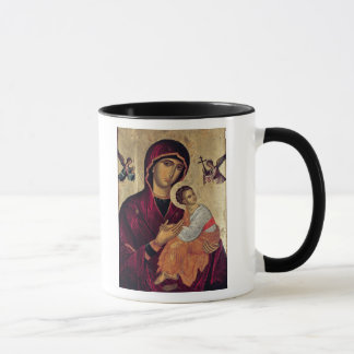 Icon depicting the Holy Mother of the Passion Mug