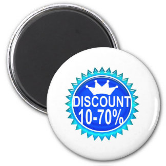 Icon  discount magnet