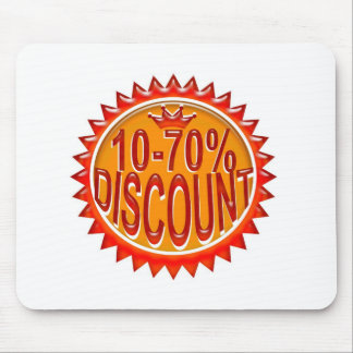 Icon  discount mouse pad