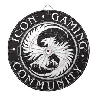 ICON GAMING COMMUNITY DART BOARD