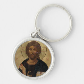 icon jesus keychain