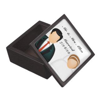 Icon Marriage Premium Keepsake Box