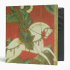 Icon of St. George and the Dragon 3 Ring Binder