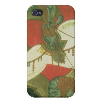 Icon of St. George and the Dragon iPhone 4 Cases