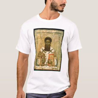 Icon of St. Gregory  Archbishop of Thessaloniki T-Shirt