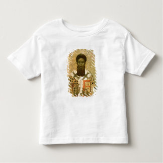 Icon of St. Gregory  Archbishop of Thessaloniki Toddler T-shirt