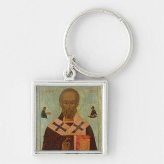 Icon of St. Nicholas Keychain