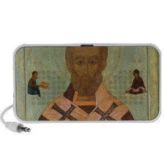 Icon of St. Nicholas Travel Speaker