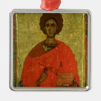 Icon of St Pantaleon of Nicomedia Ornament
