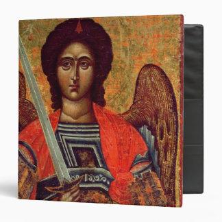 Icon of the Angel Michael, Greek, 18th century Binder