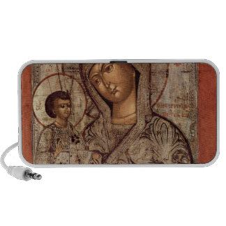 Icon of the Blessed Virgin with Three Hands Notebook Speaker