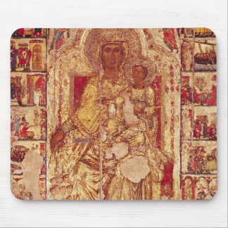 Icon of the Virgin and Child, c.1300 Mouse Pad