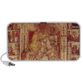 Icon of the Virgin and Child, c.1300 Travel Speaker