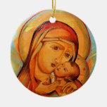 Icon ornament