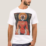 Icon St Moses The Black T-Shirt