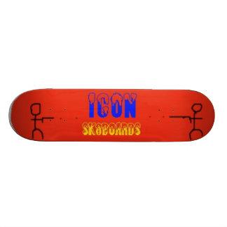 Icon Stick Guy 3 Skateboard Deck