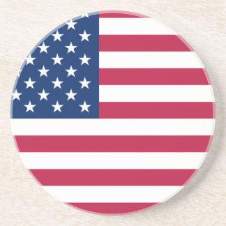 Iconic American Flag Coaster