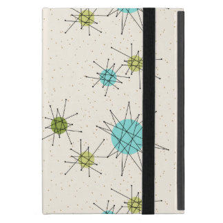 Iconic Atomic Starbursts iPad Case