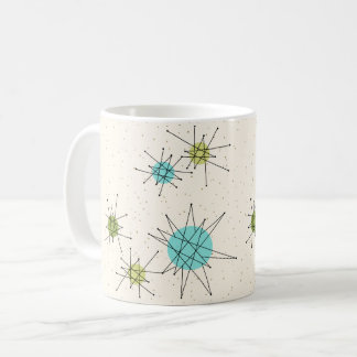 Iconic Atomic Starbursts Mug