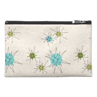 Iconic Atomic Starbursts Travel Accessory Bag