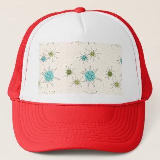Iconic Atomic Starbursts Trucker Hat