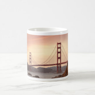 Iconic Bridge Golden Gate San Francisco California Coffee Mug