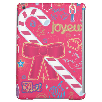 Iconic Candy Cane Case For iPad Air