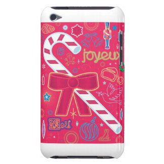 Iconic Candy Cane iPod Touch Case-Mate Case