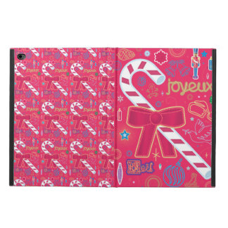 Iconic Candy Cane Powis iPad Air 2 Case