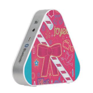 Iconic Candy Cane Speaker