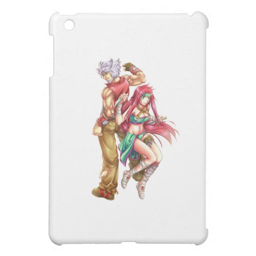 Iconic Characters Case For The iPad Mini