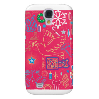 Iconic Christmas Samsung Galaxy S4 Case